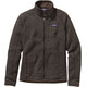 Patagonia Better Sweater Jas Heren bruin